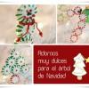 Adornos para el árbol de Navidad muy dulces