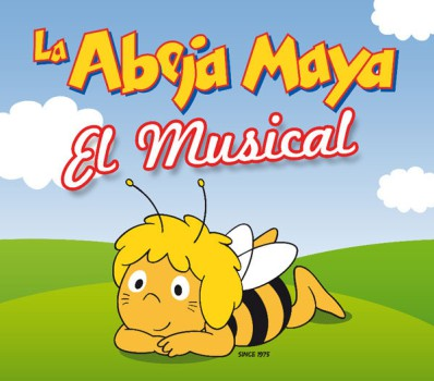 La Abeja Maya, el musical infantil