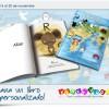 Gana un libro personalizado de Kidymundi