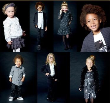La moda infantil para Navidad de Tape à l'oeil