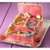 Receta para una tarta de cumpleaños infantil