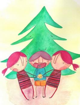 """Cuento de Navidad: """"El árbol de Navidad sin Navidad"""""""