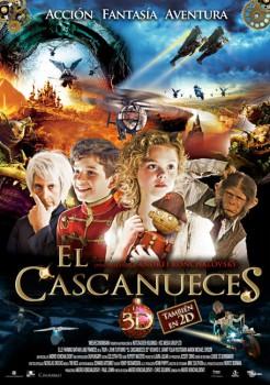 El Cascanueces, un nuevo estreno de cine infantil