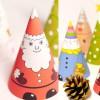 Figuritas de Navidad recortables