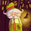 """Cuentos para dormir: """"El señor Rufino y la noche"""""""