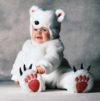 Los disfraces para bebés de Tom Arma