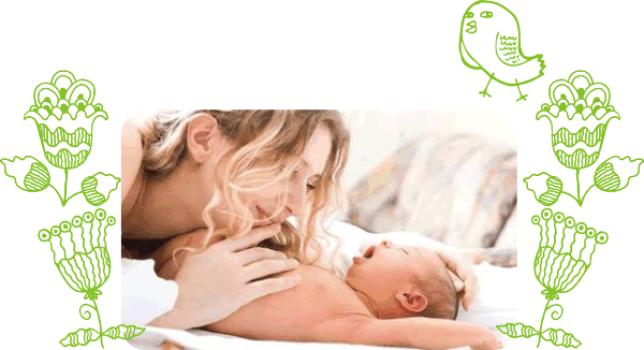 Volver a casa con un recién nacido