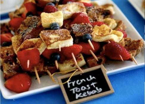 Tostadas francesas, una receta original
