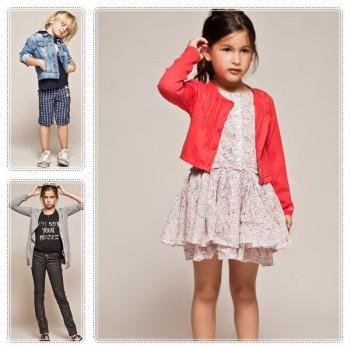 IKKS niños primavera-verano 2012