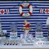 Ideas para cumpleaños marineros