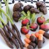 Verduras para niños… ¡con chocolate!