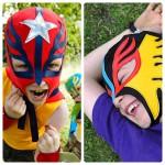 Disfraces de superhéroes para niños