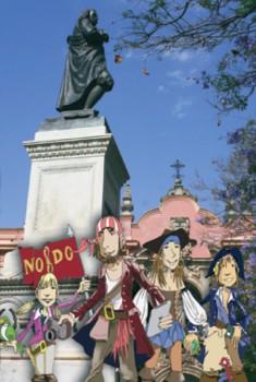 4 rutas con niños por Sevilla