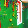 4 habitaciones infantiles decoradas con piezas Lego