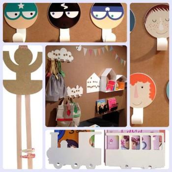 Tresxics, ideas decorativas y divertidas para niños