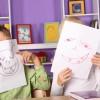 ¡Mira cómo pinto! Evolución del dibujo en los niños