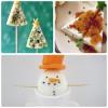 Aperitivos de Navidad, 3 recetas fáciles