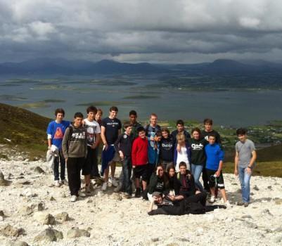 Campamentos de verano en Irlanda