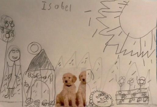 Manualidad infantil: Dibujos creativos