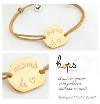 ¿Quieres ganar una pulsera personalizada de Hops?