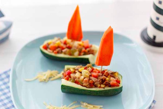 ¡10 ideas infalibles para que los niños coman verduras!