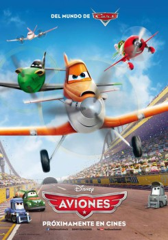 "¡Despega con ""Aviones"" de Disney y Toy Planet!"