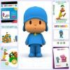Apps para iPad de Pocoyó