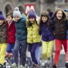 La moda infantil de Benetton, otoño invierno 2014