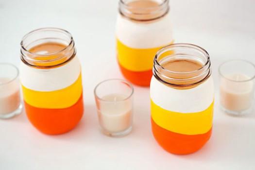 Manualidades fáciles: decorar un frasco con globos