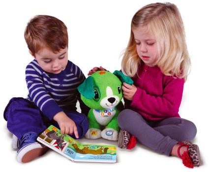 Scout Lee, ¡un juguete educativo e interactivo!
