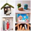 5 ideas para hacer un Portal de Belén de Navidad