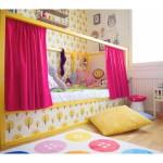 6 dormitorios juveniles muy originales pequeocio - Jaulas decorativas ikea ...