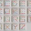 Manualidad fácil para aprender el abecedario