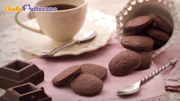 Galletas de chocolate para esperar a los Reyes