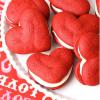 Un San Valentín muy dulce: Red Velvet Whoopies