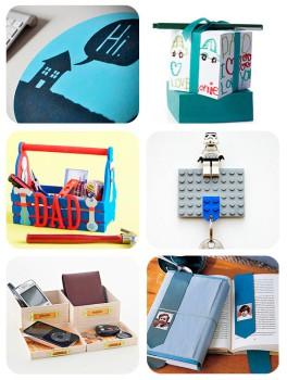 6 manualidades fáciles para el Día del Padre