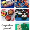Recetas para el Día del Padre ¡Cupcakes divertidos!