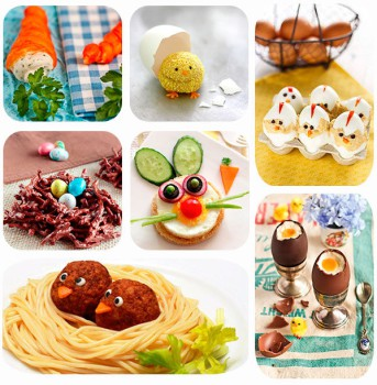 7 recetas de Pascua para niños