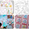 Dibujos de Pascua para colorear y jugar