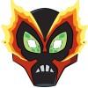 3 máscaras de Ben 10 para descargar gratis