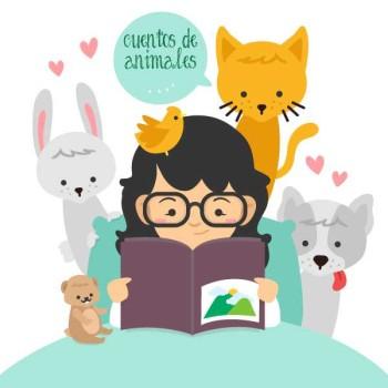 13 cuentos de animales que los niños leerán una y otra vez
