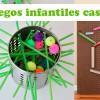 5 juegos infantiles caseros