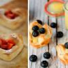 4 postres con hojaldre ¡rápidos y deliciosos!