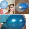 3 experimentos para niños con globos