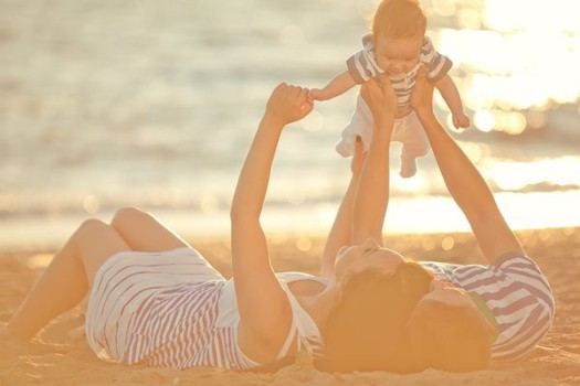 El apego, qué es y cómo fomentarlo en los hijos