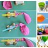5 manualidades infantiles con globos