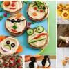 Recetas para niños: canapés originales