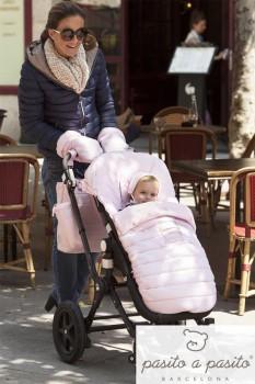 Los carritos más abrigados con Enfants et Maison