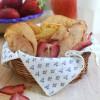 Recetas  de chips saludables para el picoteo