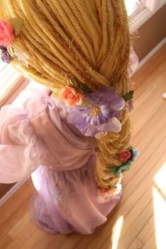 Disfraces infantiles: cómo hacer una peluca de lana